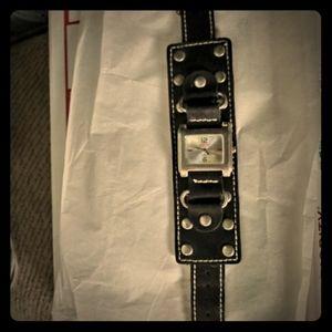 Dickies genuine leather watch